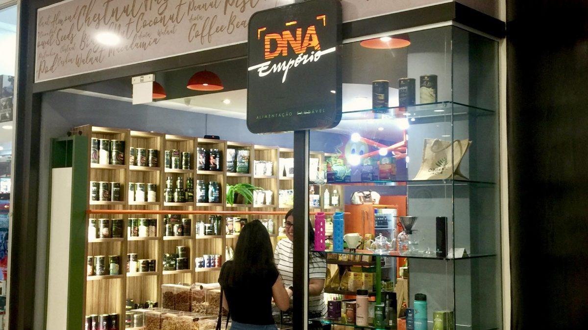 DNA Empório Iguatemi  Shopping Iguatemi – Florianópolis – SC